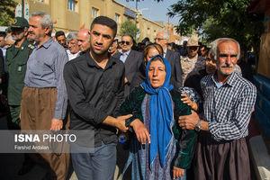 عکس/ سپاه انتقام این مادران را گرفت