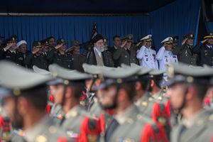 صوت/ بیانات رهبر انقلاب در دانشگاه علوم دریایی نوشهر