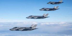 ورود جنگندههای اف-۳۵ آمریکا به خلیجفارس برای اولین بار