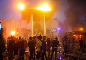واکنش سفیر انگلیس به آتشزدن کنسولگری ایران