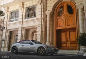 Maserati GranCabrio S