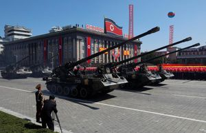 هفتادمین سالروز تاسیس کره شمالی