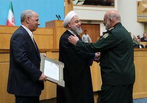 کسب رتبه نخست وزارت دفاع در جشنواره ملی شهید رجایی