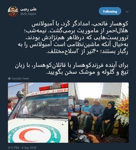 یکی از اقدامات تروریستها در مرز که پاسخ داده شد +عکس