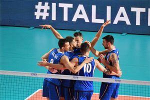 فیلم/ رالی جذاب و تماشایی والیبال بازی ایتالیا-ژاپن