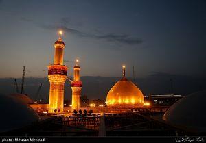 پروژه بزرگ عمرانی حرم امام حسین(ع) به اتمام رسید +عکس