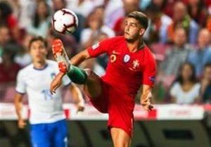 شکست ایتالیا مقابل پرتغال در لیگ ملتهای اروپا
