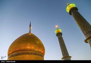 برگزاری همایش شیرخوارگان حسینی(ع) در حرم حضرت عبدالعظیم (ع)