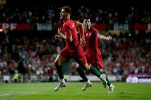فیلم/ خلاصه دیدار پرتغال 1-0 ایتالیا