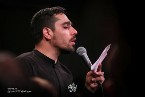 مداحی اذن جهاد از تو شهادتش با من با نوای حاج حنیف طاهری