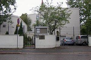 بازداشت چهار مهاجم به سفارت ایران در هلسینکی