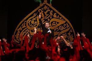 نماهنگ شبهای دلتنگی، محمد حسین پویانفر، پیادهروی اربعین