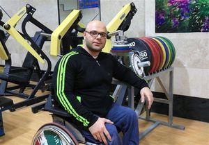 مدال طلای وزنهبرداری آسیا بر گردن صلحیپور