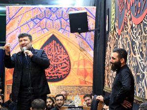 صوت/ روز چهارم محرم با نوای حاج سعید حدادیان