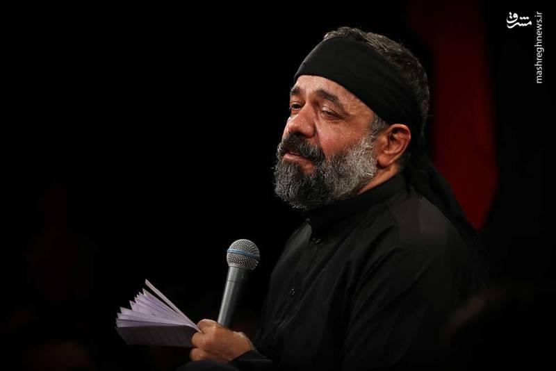 حاج محمود کریمی شب اول محرم 97