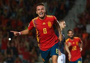 اسپانیا نایب قهرمان جهان را با 6 گل تحقیر کرد/ برتری بلژیک و بوسنی مقابل رقبا