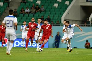 آمار دیدار تیم ملی فوتبال ایران و ازبکستان