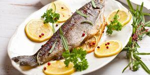 ماهی بخورید تا آسم نگیرید
