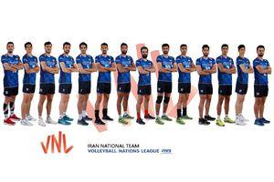 پخش رقابتهای ایران در والیبال قهرمانی جهان