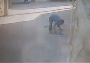 انداختن دختر بچه در چاه