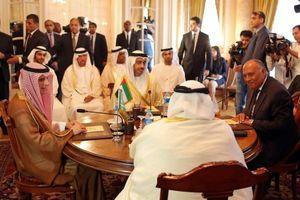 صدور بیانیه مشترک عربستان، امارات، بحرین و مصر علیه ایران