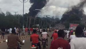 کشته بر اثر انفجار گاز در نیجریه
