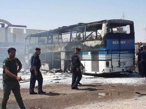 کشته و 14 زخمی در انفجار تروریستی تکریت