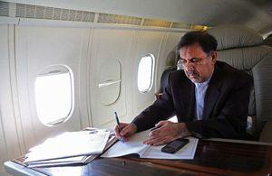 هواپیمای دولت آخوندی