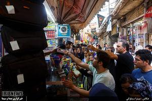 بازار لوازم التحریر در آستانه ماه مهر