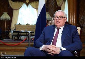 ریابکوف: به صفر رساندن فروش نفت ایران غیرممکن است/ در تجارت با تهران محکم میایستیم