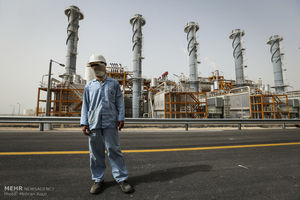 آلودگی هوای عسلویه ۱۰۰ برابر تهران