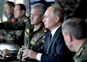 خط و نشان ۳۰۰ هزار نفری روسها برای اروپا و آمریکا/ چراغ سبز چین به پوتین
