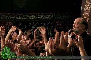 عکس/ شب سوم محرم در هیئت مکتب الحسین(ع)
