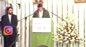 فیلم/ قرائت قرآن مجید توسط علیرضا منصوریان