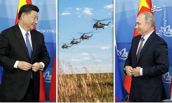 2340512 - چراغ سبز چین به پوتین