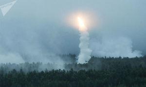 آزمایش موشک رادارگریز در رزمایش روسیه