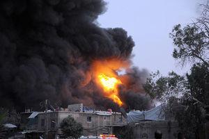 آخرین جزئیات حادثه آتشسوزی اتوبوس در اصفهان