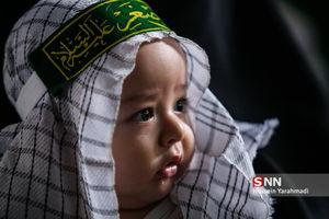 عکس/ همایش شیرخوارگان حسینی در سراسر ایران