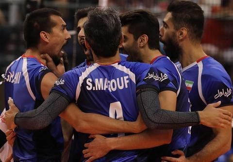 برتری مقتدرانه تیم ملی والیبال ایران مقابل بلغارستان/ میزبان هم حریف ما نشد +فیلم
