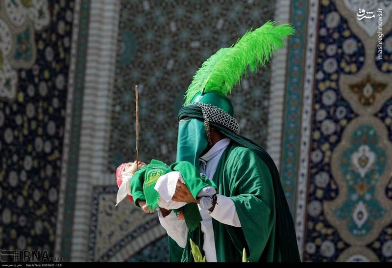 همایش شیرخوارگان حسینی در مشهد، زاهدان،اراک،آستارا