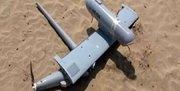 انهدام پهپاد جاسوسی سعودی در جازان