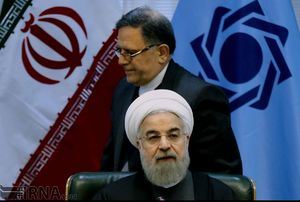 روحانی (۹۲): پیروزی نهایی رفع همه تحریمهاست/ روحانی (۹۳): شعار دولت نجات اقتصاد است