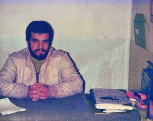 شهید محمدرضا رویایی