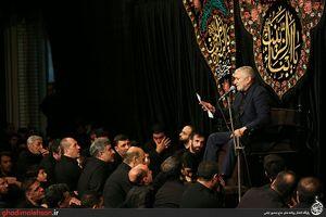 فیلم/حاج منصور ارضی؛شب چهارم محرم(مسجدارک)