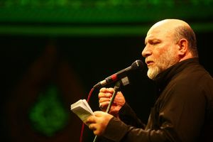 صوت/ حاج حسین سازور؛ دهه اول محرم ۹۸