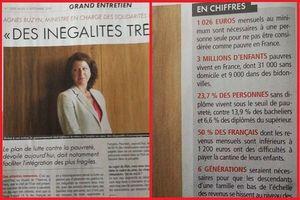 ناتوانی ۵۰درصد فرانسویها از سیر کردن شکم فرزندانشان!