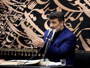 صوت/ روز سوم محرم با نوای حاج سعید حدادیان
