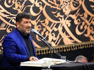 صوت/ روز دوم محرم با نوای حاج سعید حدادیان