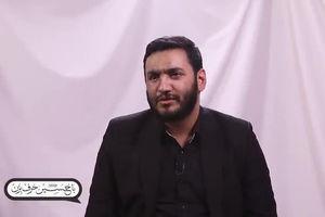 فیلم/ درد و دل جانباز مدافع حرم با امام حسین(ع)