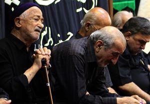 حسینیهای از جنس روضه و اشک/ اینجا اشعارِ اصیل خوانده میشود + فیلم